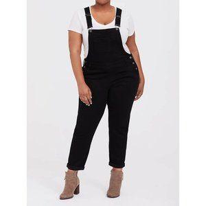 Torrid Plus Size 18 Vintage Stretch Black Jean Cro